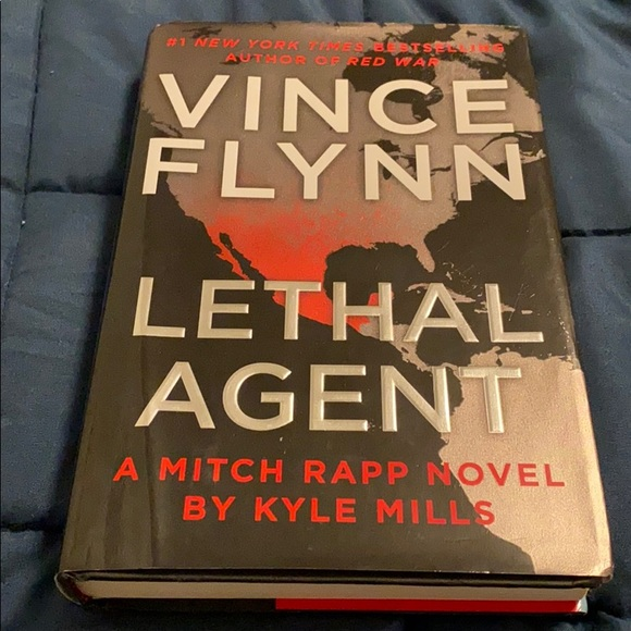 Lethal Agent Book 🔥🔥